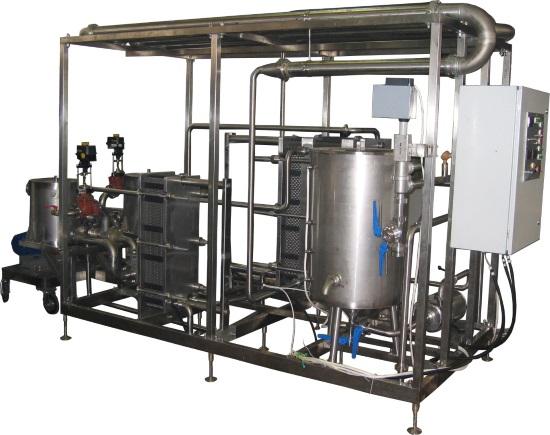 Пластинчатые пастеризационно-охладительные установки – на какие виды разделяются