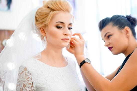 Как визажист влияет на красоту невесты на свадьбе