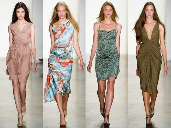 Женская летняя одежда, правила выбора