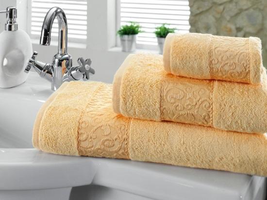 Какое махровое полотенце лучше взять для ванной