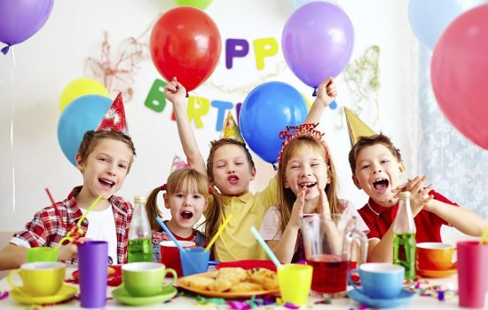 В чем заключается особенность организации детского праздника