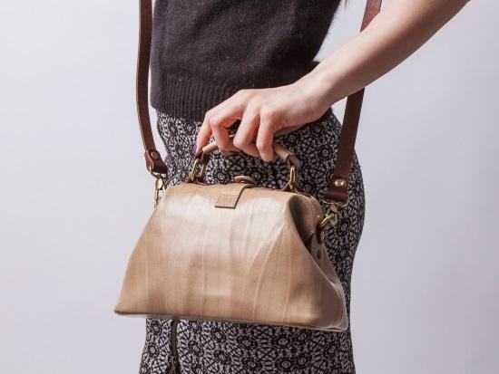 Как выбрать качественную женскую сумку из натуральной кожи?
