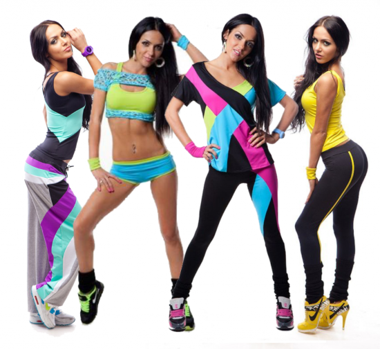 Как выбрать женскую одежду для спорта