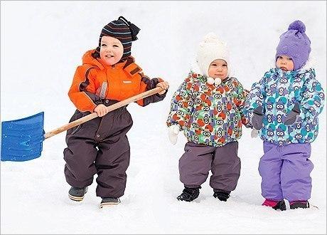 Где купить детскую зимнюю одежду?