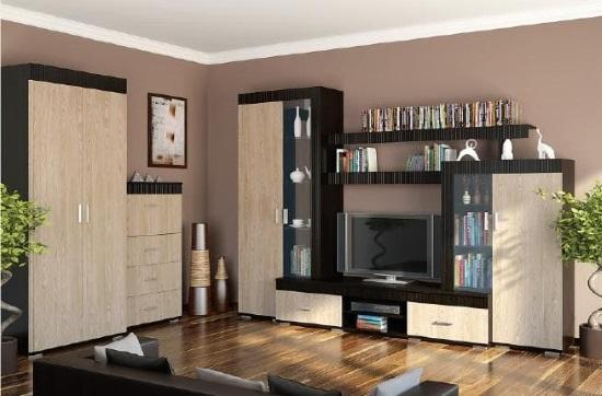 Встречаем гостей правильно – как выбрать мебель для красивой и комфортной гостиной