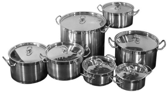 Как выбрать кастрюли для кухни