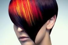 Что представляет собой блочное окрашивание волос