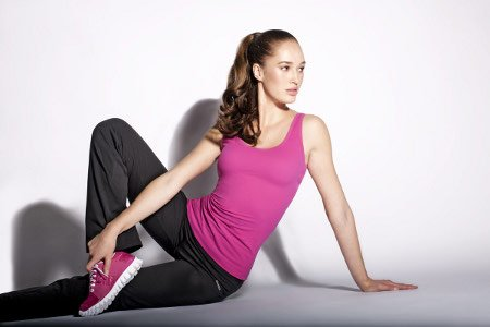 Спортивная одежда для женщин основы выбора