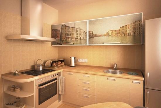 В чем преимущества мебели для кухни эконом класса