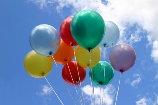 Немного истории о воздушных шариках