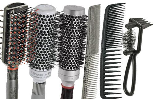 Инструментарий парикмахера: обзор самых востребованных товаров