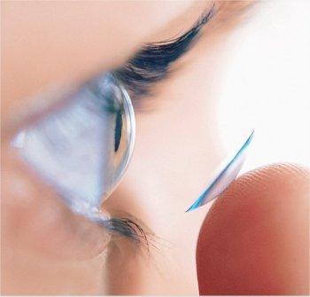 Однодневные контактные линзы – безопасная коррекция зрения