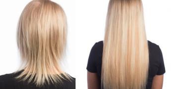 Все современные виды наращивания волос