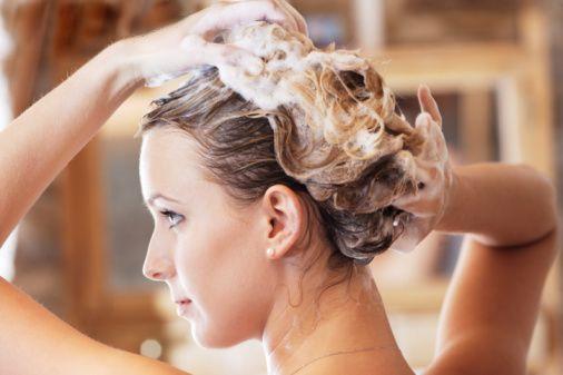 Уход за волосами или как правильно мыть волосы