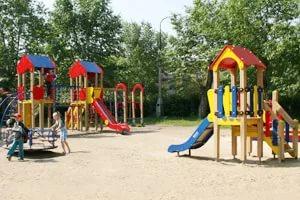 Детская площадка - на страже здоровья малыша