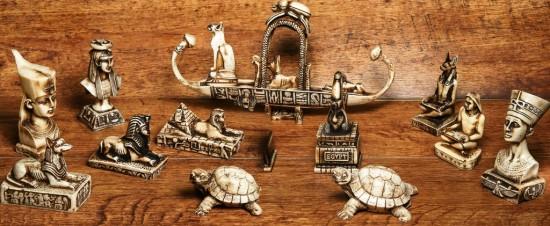 Серебряные фигурки и статуэтки как стиль интерьера