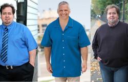Где покупается мужская одежда больших размеров