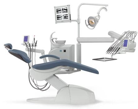 Стоматологическое оборудование и инструменты для работы профессионалов