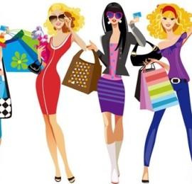 Shopping-Girls-Vector-