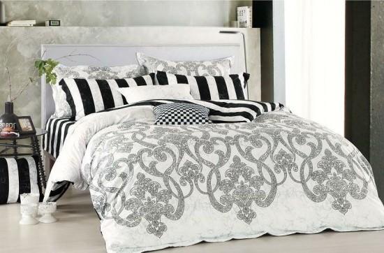 Сатиновое постельное белье для комфортного сна
