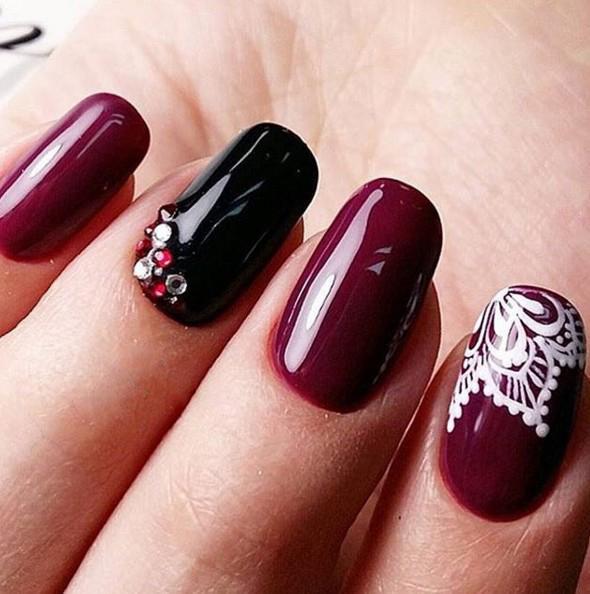 Гель лаки решение красоты ногтей для занятых женщин