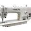 Промышленные швейные машинки компании Typical.
