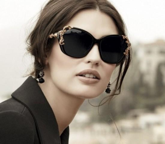 Солнцезащитные очки или как защитить глаза?