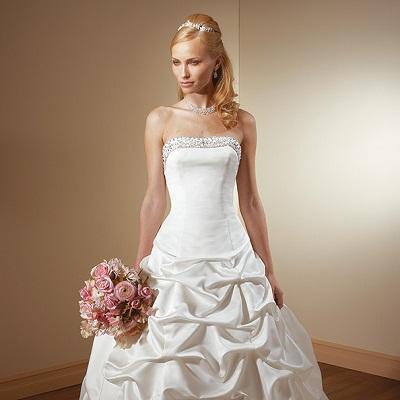 Классическое свадебное платье, каким оно должно быть