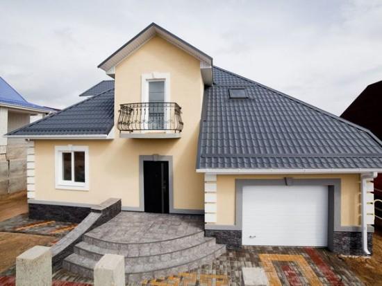 Как происходит строительство дома под ключ