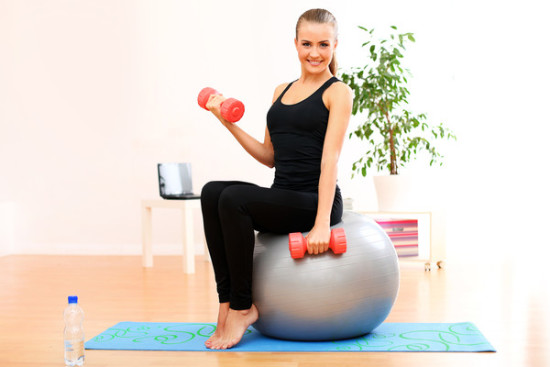 Занятия фитнесом или как не отказаться от своей цели