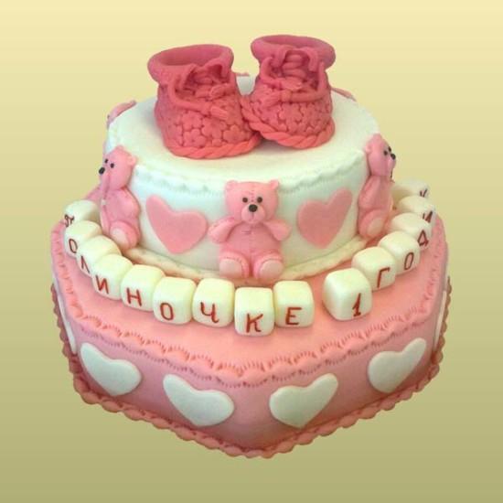 Какой заказать торт ребенку на день рождения