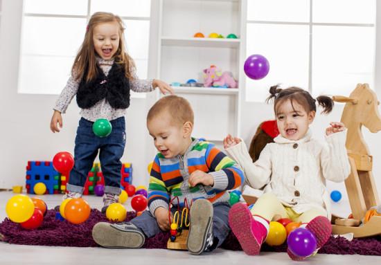 Детский садик не при чем или иммунитет в детском саду