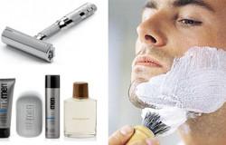 То, что нужно мужчине или косметика для бритья