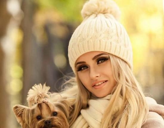 Самые актуальные виды женских шапок