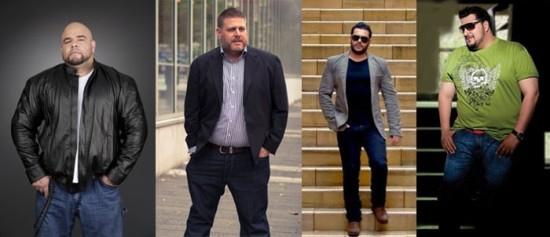 Как подобрать одежду больших размеров мужчине?