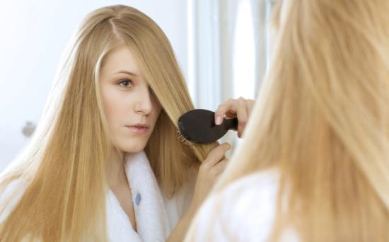 Несколько секретов по  уходу за женскими волосами