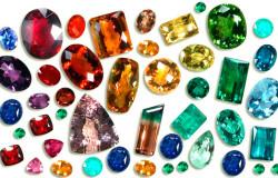 Виды драгоценных камней, которые используют в ювелирном деле
