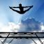Прыжки на профессиональном батуте – весело и полезно для здоровья