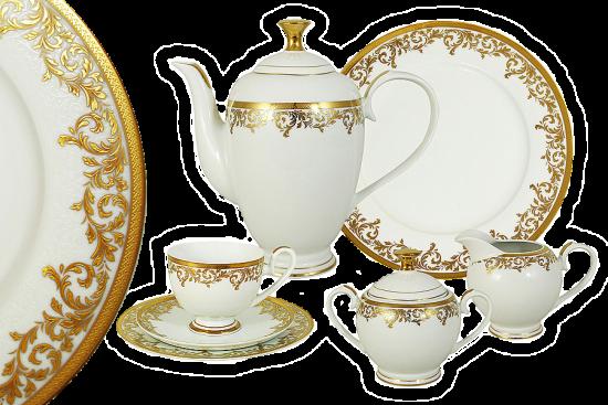 Фарфоровая посуда – это качество, стиль, и долговечность