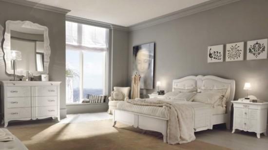 Как с помощью мебели придать завершенный вид спальной комнате?
