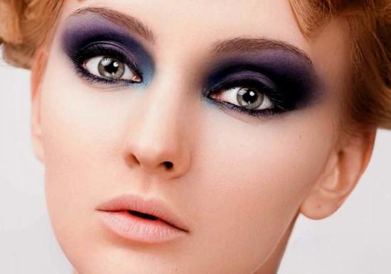 Пошаговая инструкция: как сделать макияж в стиле смоки айс?