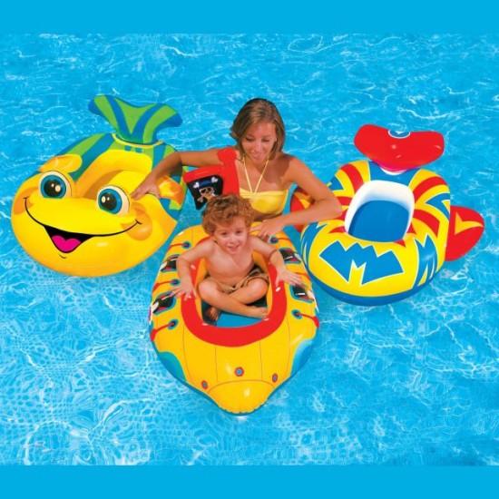 Как выбрать детскую надувную лодку и на что обратить внимание?