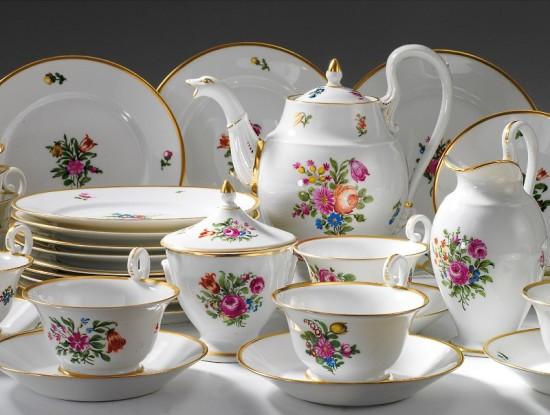 Фарфоровая посуда – классика неподвластная времени