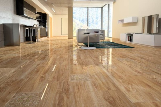 Керамогранит – качественное напольное покрытие для вашего дома