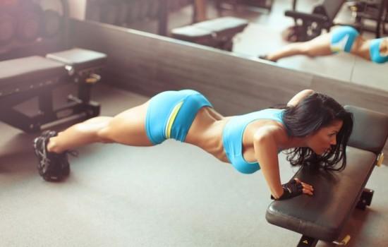 Круговая тренировка как способ сбросить лишний вес для женщины