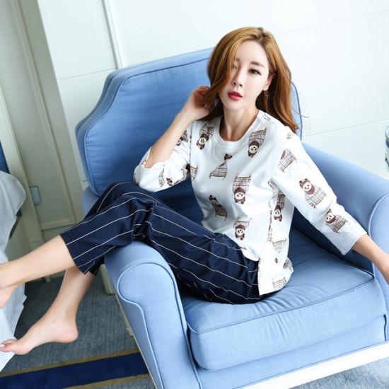 Женские пижамы из трикотажа – как не ошибиться при выборе