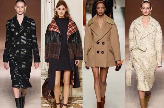 Что модно в этом сезоне: женская верхняя одежда