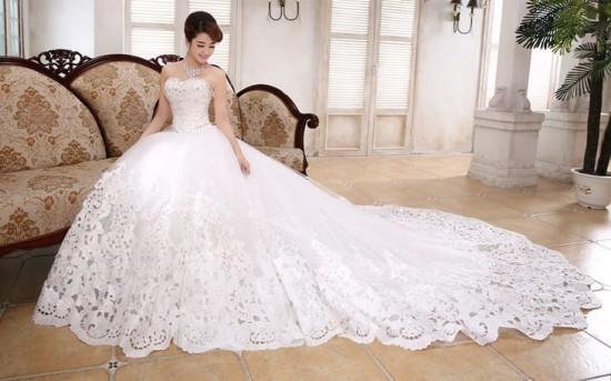 Свадебное платье для венчания, особенности выбора