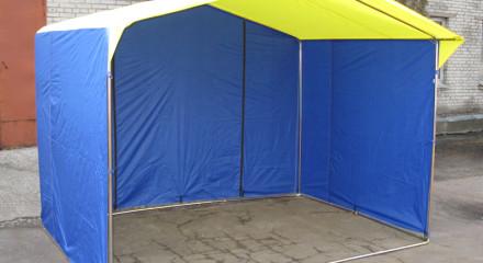 Особенности современных торговых палаток
