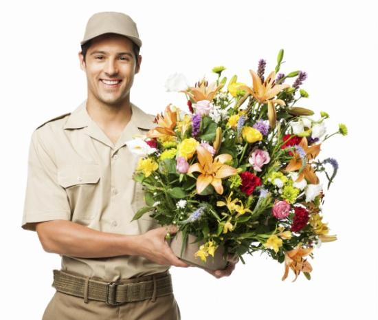 Доставка цветов на дом – быстро, надежно, недорого